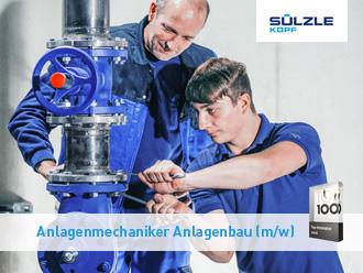 Ausbildung zum Anlagenmechaniker Anlagenbau
