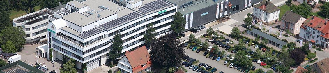 Neues Forschungs- und Entwicklungslabor am Stammsitz in Schiltach eröffnet