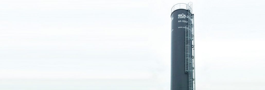 AK-DOS® Pulveraktivkohle-Dosieranlage von SÜLZLE KOPF